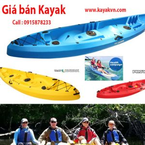 thuyen kayak 3 cho proyak