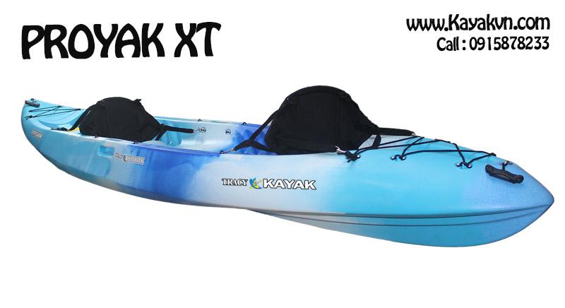 thuyen kayak 2 cho proyak