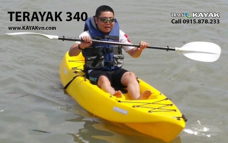 kayak 1 cho Terayak