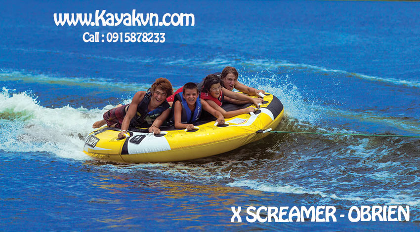 X SCREAMER TUBE