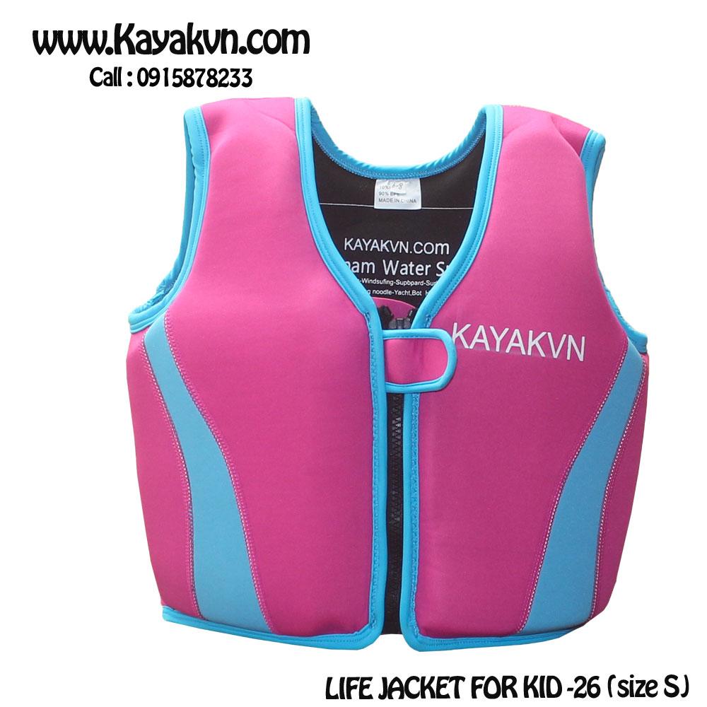 ao phao em be life vest 1