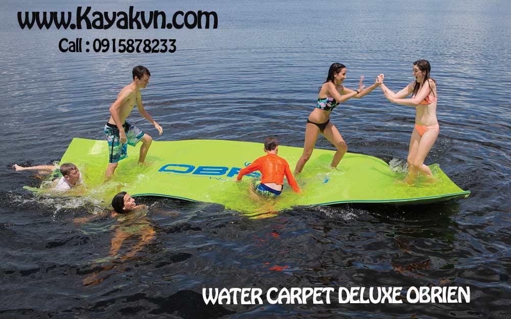 water carpet
