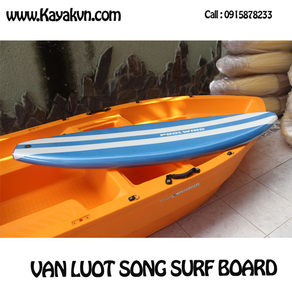 van luot song surf board