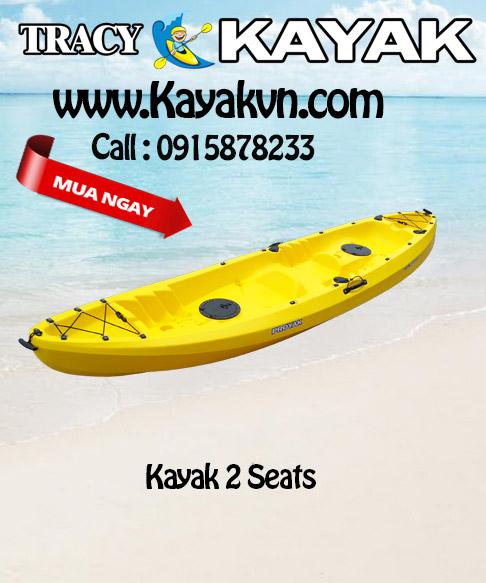 kayak 2 cho gia re